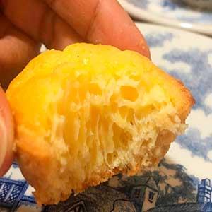 Empada de queijo